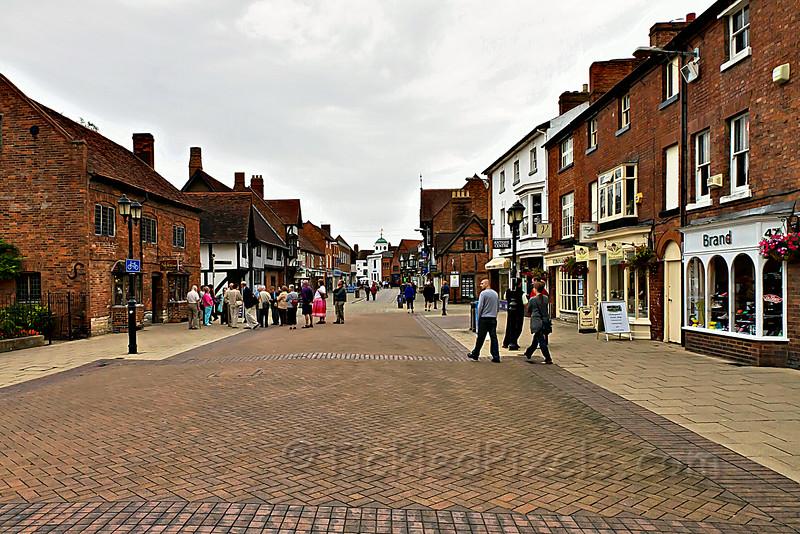 Henley Street, Stratford-upon-Avon