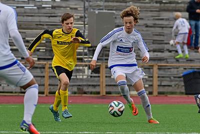 FK GJØVIK-LYN G16-1  -  RAUFOSS G16-1   11/06/2017