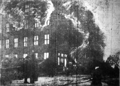 11.9.1914 - 701 - 705 Walnut Street, Yocum Brothers Cigar Factory