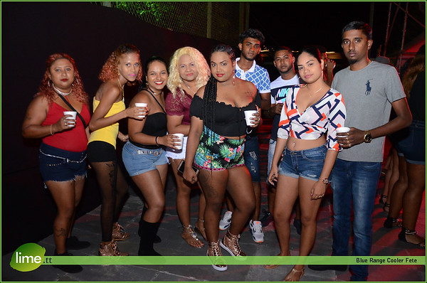 Blue Range Cooler Fete 2019