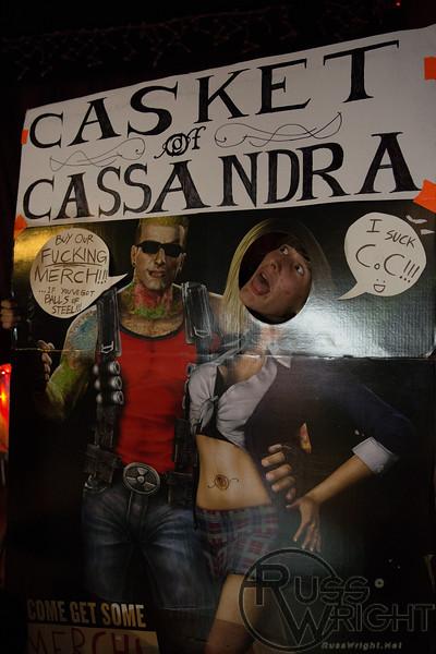 Casket of Cassandra @ Red House, Walnut Creek, CA. February 2013