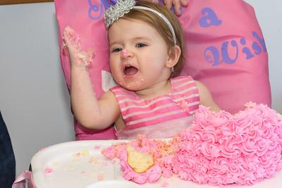 Claire 1st Birthday
