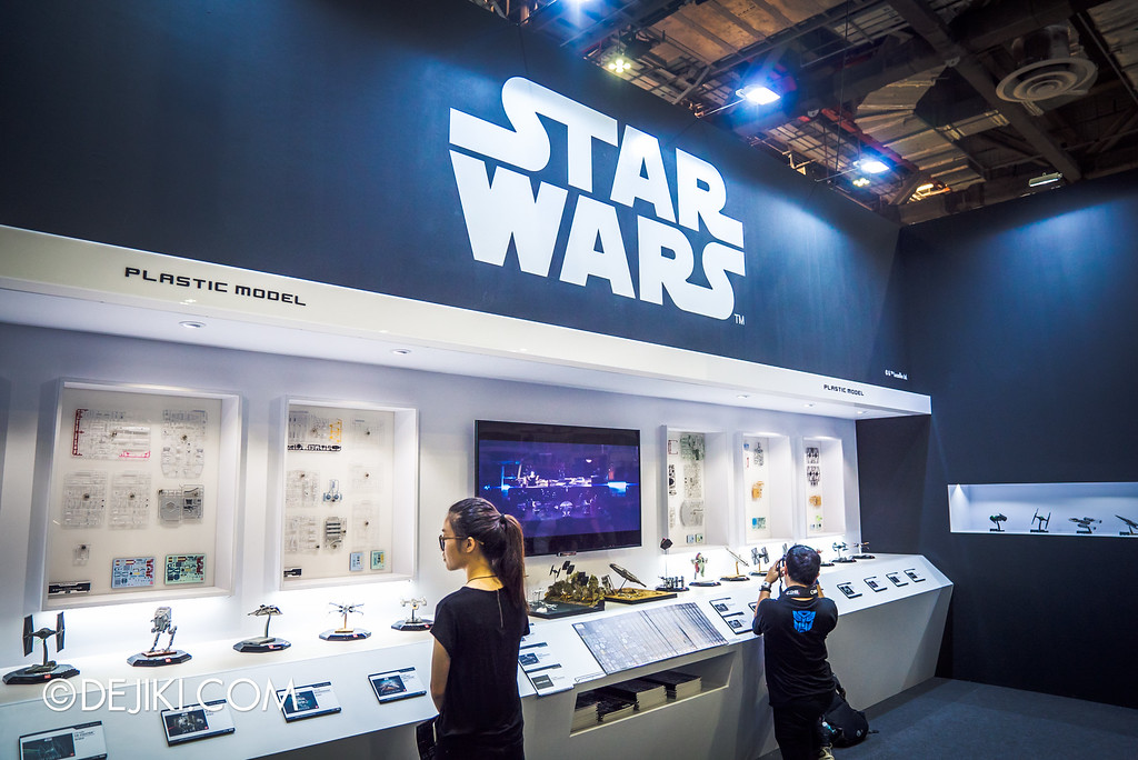 STGCC 2016 - Star Wars Bandai