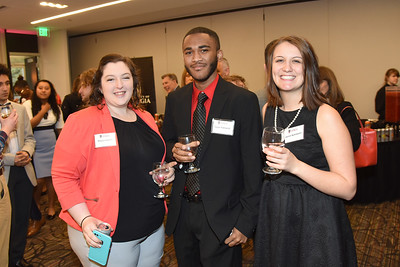 Coca-Cola First Generation Scholarship Dinner