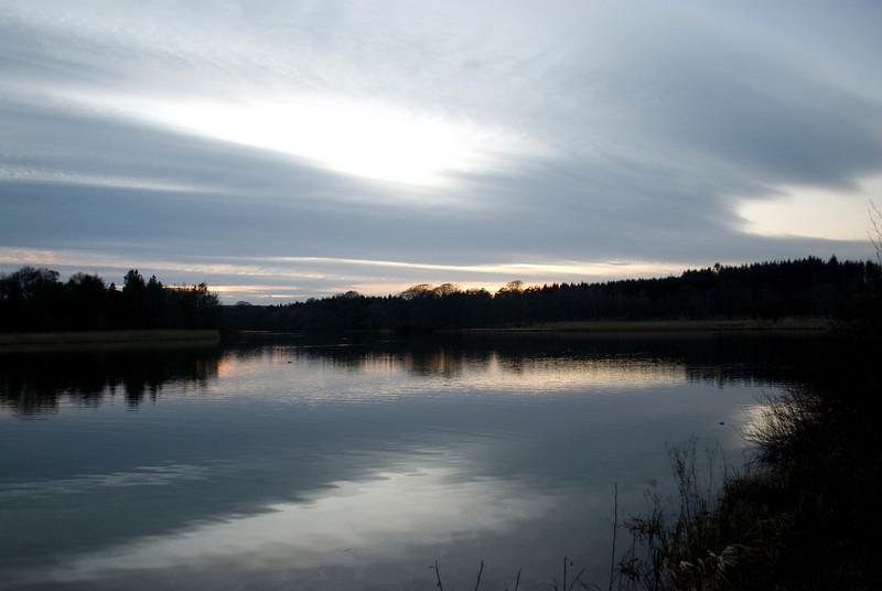 Lake at Haddo House