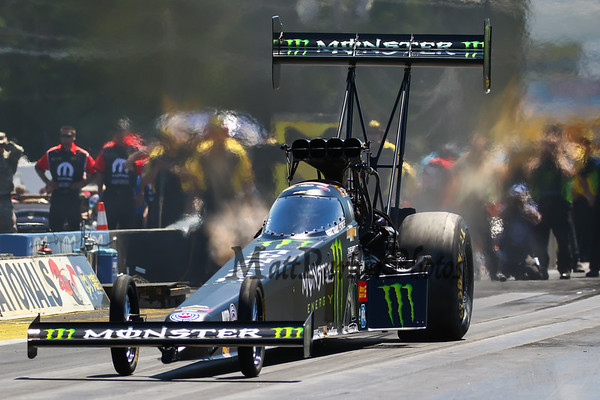 2018-7-7 NHRA New England Nationals Drag Racing