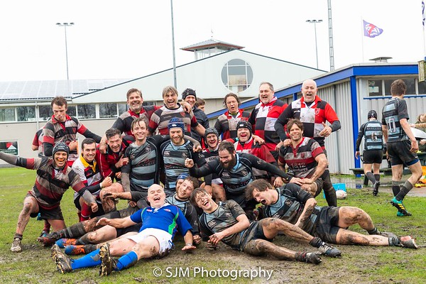 A.S.R.V. Ascrum AA vs SRC Thor 1 - 2nd half only - 2 February 2020