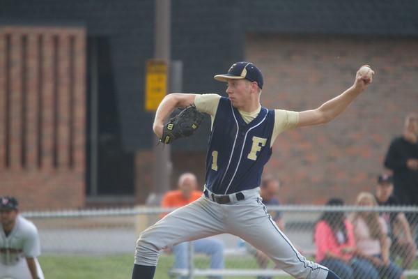 2015 Baseball sectional: NorthWood vs. Fairfield