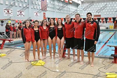 UC Swimming 2017-18