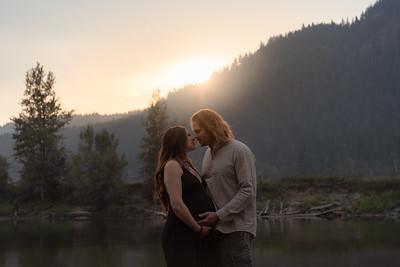 Sarah & Kyle - maternity