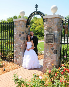 The Bride and Groom - Kaeppe-Loser Wedding