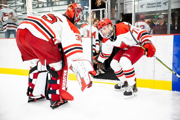 Men's Ice Hockey: Maryville vs Illinois