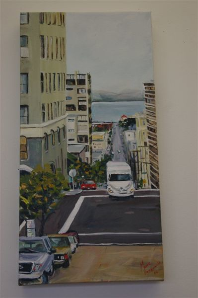 Street of San Fran 1 - SOLD!