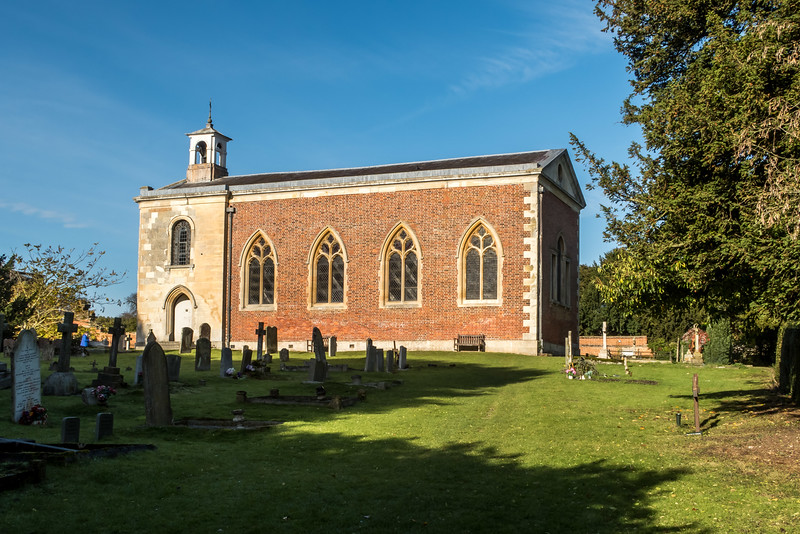 Wimpole, St. Andrew