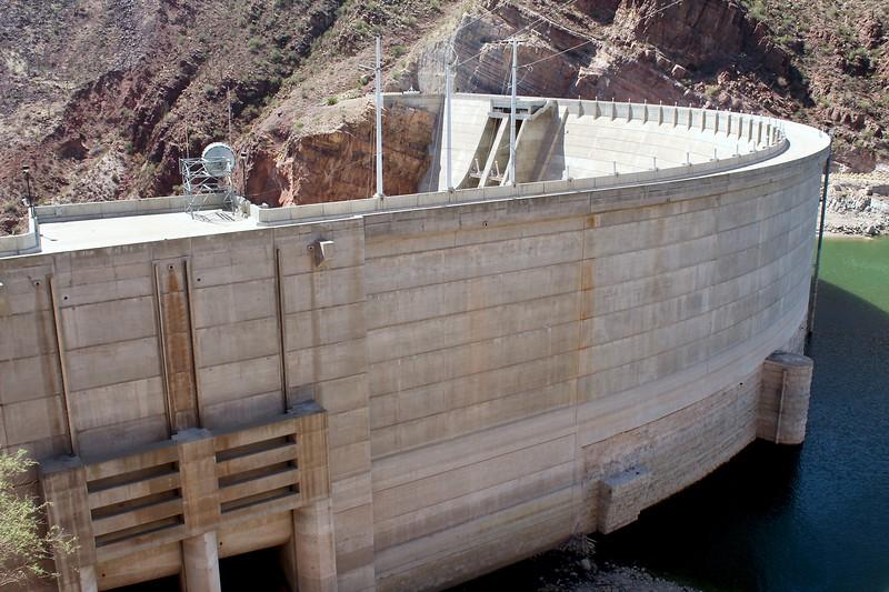 Theodore Roosevelt Dam (2018)