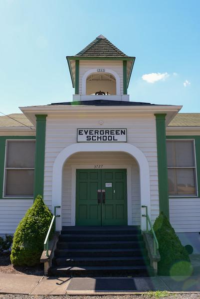 2014-08-06 Silverton Area 045 Evergreen School House.jpg