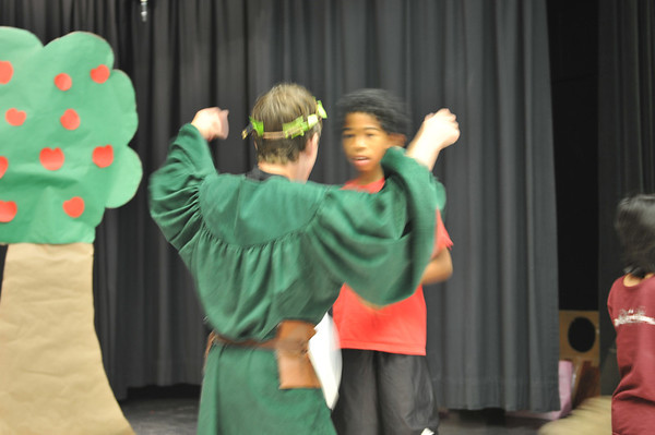 Shakespeare play 2012 5th grade