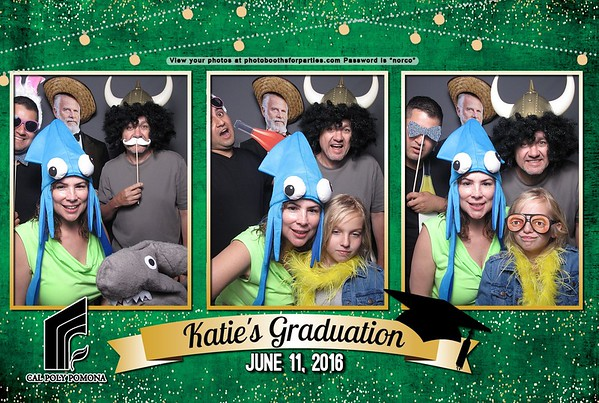 Katie's Graduation Party