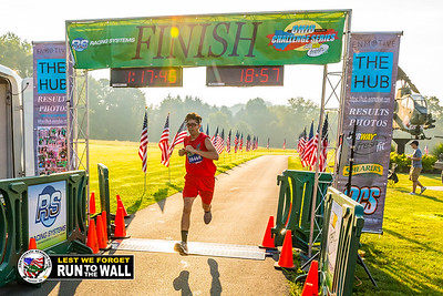Finish Line Photos | Run to the Wall