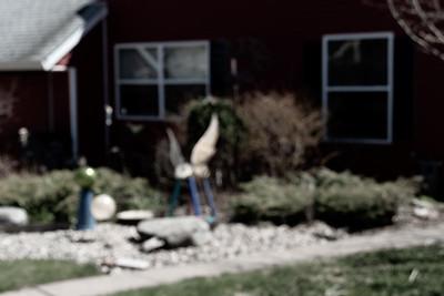 2021 05 01: Blurs, Neighborhood, Zoom Backgrounds