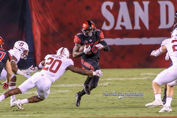 San Diego State vs Stanford University