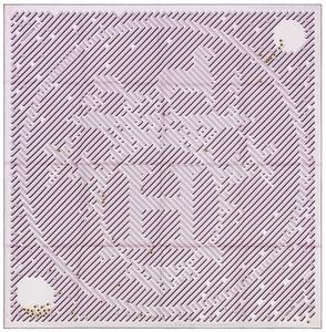 Parcours d'H - Blanc Gris perle Gris perle Gris - NWSTS - 1601171548