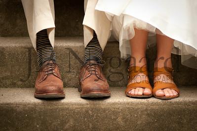 Wedding - Brenneman 2012