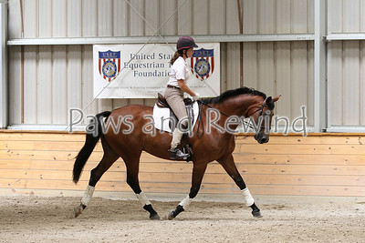 Dressage in the Indoor: Tuesday