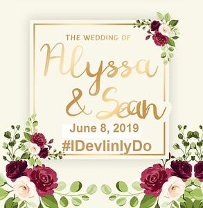 Alyssa & Sean's Wedding!
