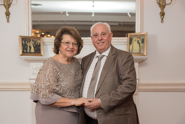 Grace and Tony's 50th Anniversary