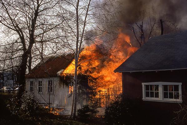 Garage Fire 1968 (2/9/15)