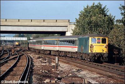 Electro Diesel Locomotives