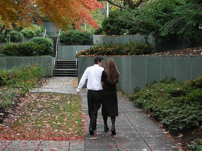 Ken & Megan pre-wedding