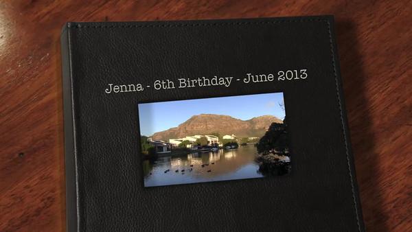 Video - Jenna - Birthday - June 2013