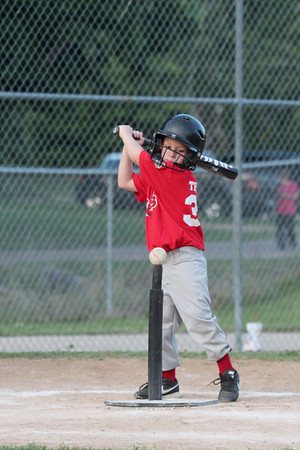 River Dogs vs Lugnuts - Jr Tball