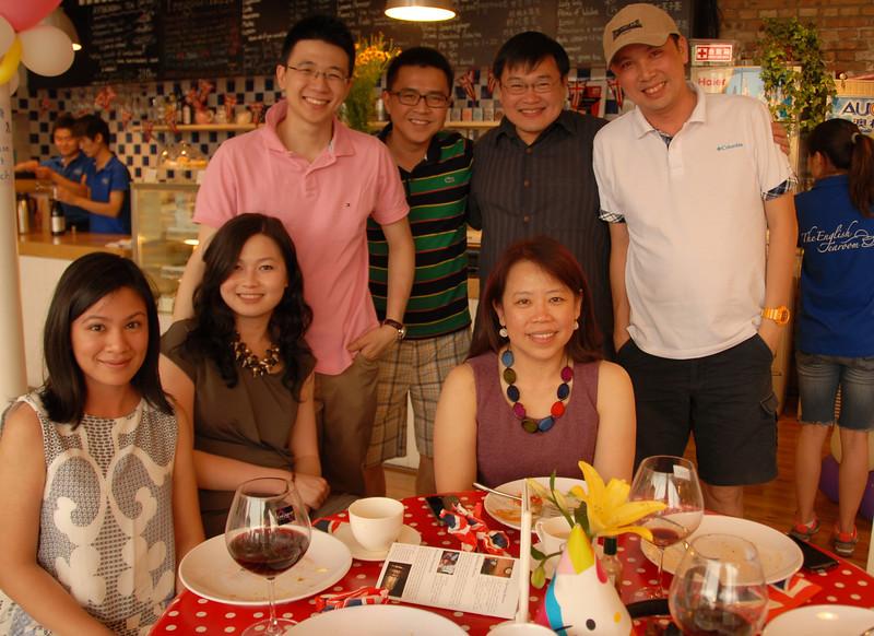 [20130615] Vera's 1st Birthday @ English Tearoom, Beijing (33).JPG