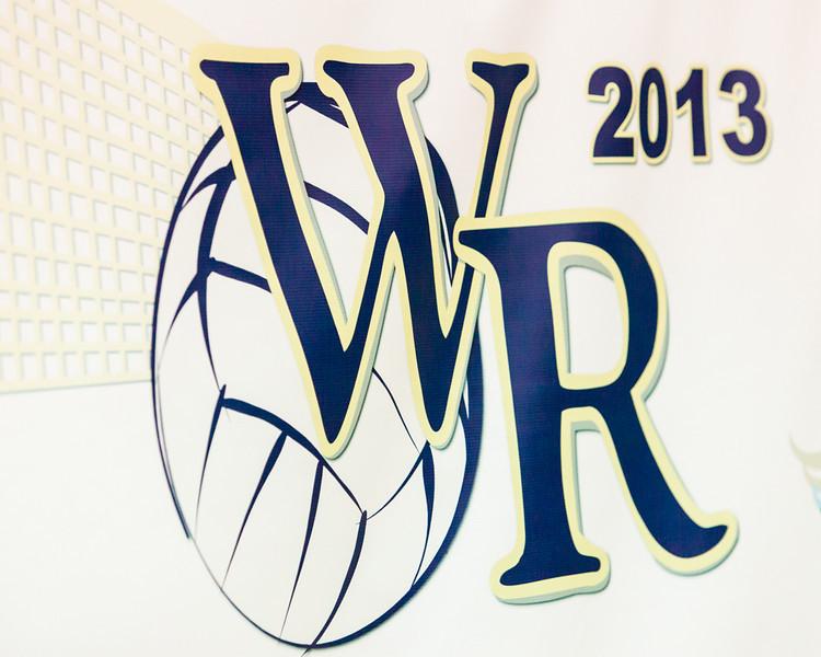 WR Boys Volleyball 2013
