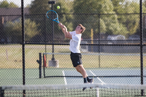 10-03-2019 Tennis Sectional vs LN