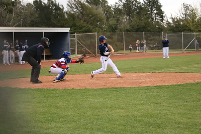 Varsity Baseball vs Russell 2017
