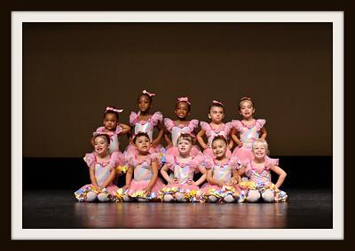 2011 Dance Recital - Urban Edge Dance Co,  Part 1