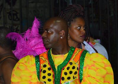Samba Parade preparation (2011-'18)