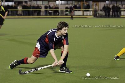 Sep 12 - Hockey - Wgtn Boys Prem 1 final - HIBs v Well Coll
