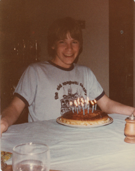 Wilcox Family 1980