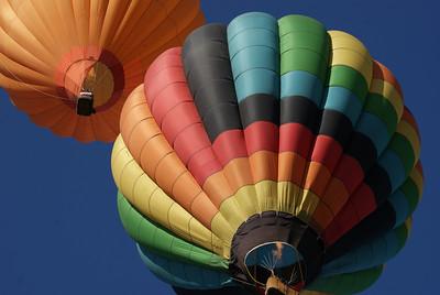 Albuquerque Ballon Festival 2012