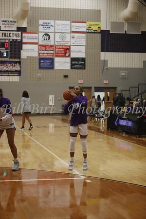 TCHS Girls Basketball 20-21