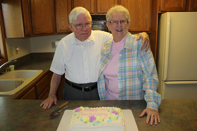 Mom and Dad Jacobusse Anniversary