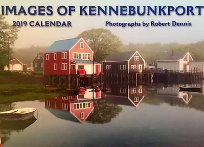 2019 Images of Kennebunkport Calendar