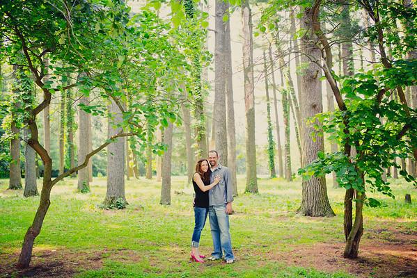 Megan and Cainan