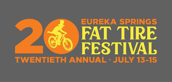 Eureka Springs Fat Tire Festival - July 2018