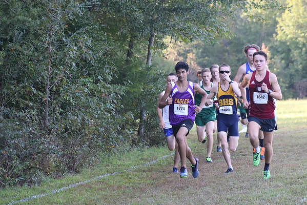 Cross Country - James River Challenge - Oct 3